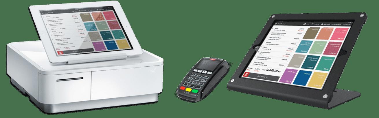 sofier kassesystem kasseapparat og betalingsterminal