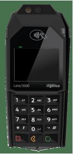 Ingenico Lane 3000 betalingsterminal